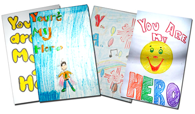 Samples of Cards for Kids